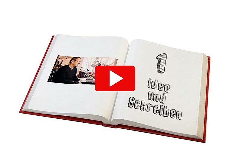 Videoclips zum Welttag des Buches
